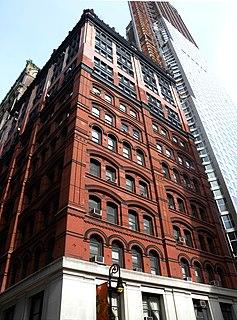 Morse Building Residential skyscraper in Manhattan, New York