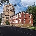 Moscow, Suvorovskaya 18 July 2009 02.jpg