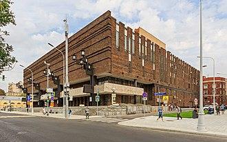 Tverskoy Boulevard - MHhAT