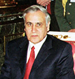 2011 in Israel - March 22: The former President of Israel Moshe Katsav is sentenced to seven years in jail for rape.