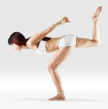 220px Mr yoga toppling tree 1 yoga asanas Liste des exercices et position à pratiquer