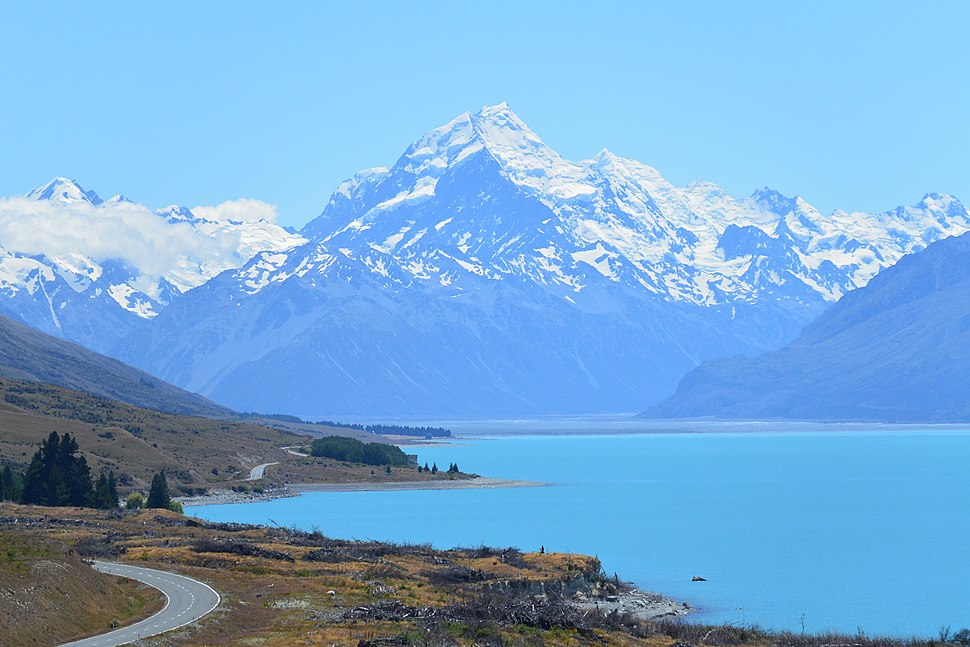 Mt Cook, NZ
