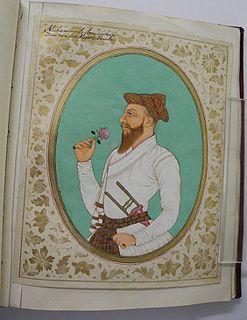 Muhammad Amin Khan Turani Grand Vizier of the Mughal Empire