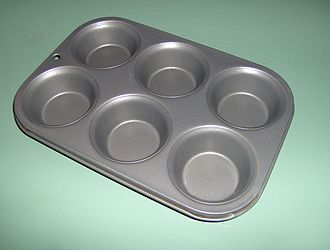 Muffin - A typical muffin pan