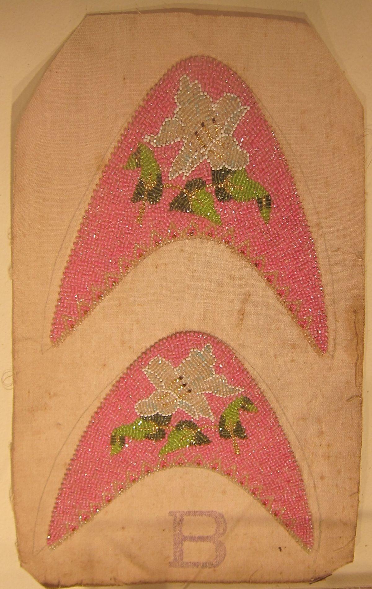 peranakan beaded slippers wikipedia