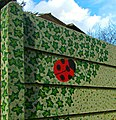 Mural, Robin Hood Lane, SUTTON, Surrey, Greater London.jpg