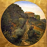 Musée Ingres-Bourdelle - La Villa Madame à Rome - Alexandre Desgoffe - Joconde06070001402.jpg