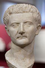 Portrait de Tibère Ra 342 b