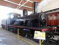 Museu del Ferrocarril (Vilanova i la Geltrú) - A17.JPG