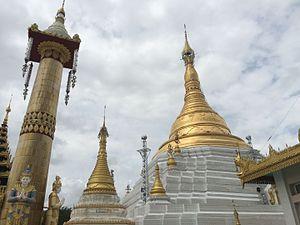 Shwebo - Myodaung Pagoda