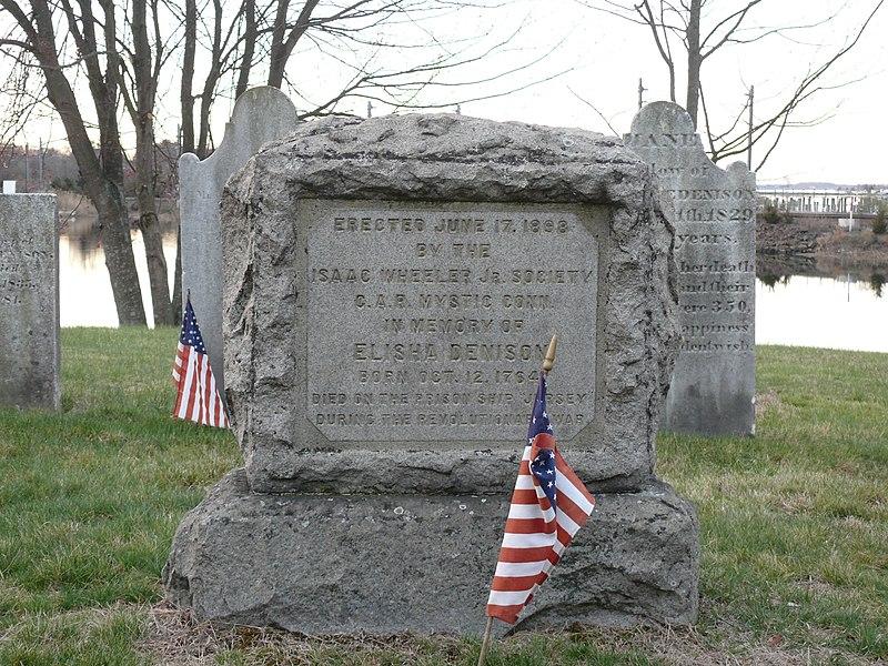 File:Mystic Denison Burying Ground 03.JPG