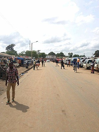 Mzimba District - Image: Mzimba Boma
