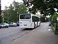 Nádraží Uhříněves, Crossway 1001 na lince 232.jpg