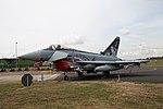"Nörvenich Air Base Eurofighter Typhoon Luftwaffe 31+31 ""Spirit of Oswald Boelcke"" (29480771697).jpg"