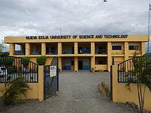 Nueva Ecija University of Science and Technology - Wikipedia