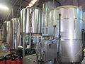 NOLA Brewery May 2012 Shinny Vats.JPG