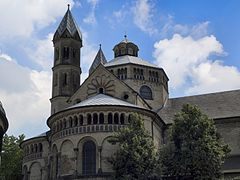 NRW, Cologne - Basilica of the Holy Apostles 01.jpg
