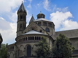 Basilica of the Holy Apostles, Cologne