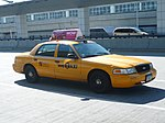 NYC Taxi Ford Crown Victoria (4821827295).jpg