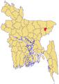 Nabiganj Upazila Map.png