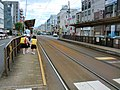 Nagasaki Electric Tramway Chitosemachi Station.JPG