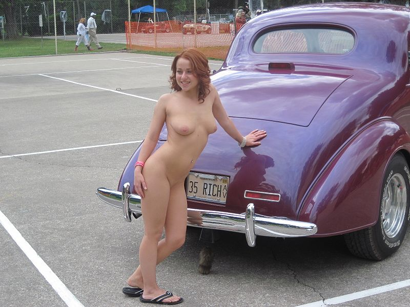 File:Naked woman with hot rod car 3.jpg