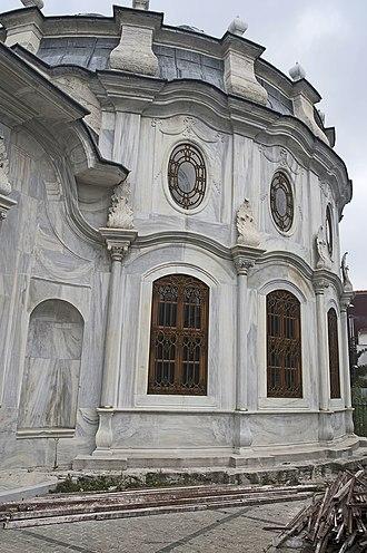 Nakşidil Sultan - Image: Naksidil Valide Sultan Mausoleum 9288