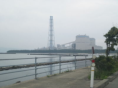 Picture of 七尾大田火力発電所