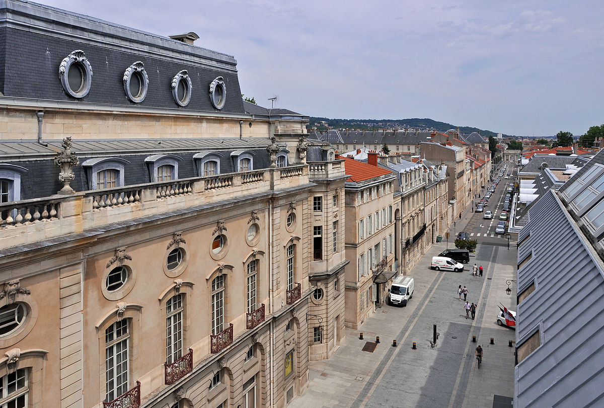 rue sainte catherine nancy wikip dia