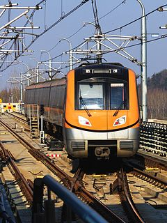 line of Nanjing Metro