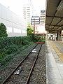 Nankai Shiomibashi Station platform - panoramio (16).jpg