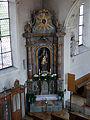Nassenbeuren - St Vitus Seitenaltar links.jpg