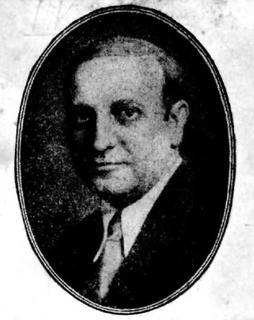 Nat Fleischer American boxing writer