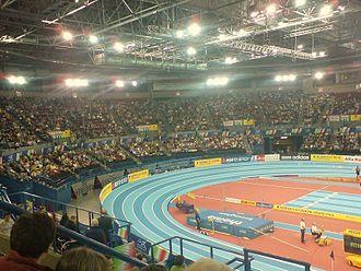 Birmingham Indoor Grand Prix - The NIA Arena hosts the meeting