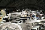 National Museum of the U.S. Air Force-Fourth Building Interior 01.jpg