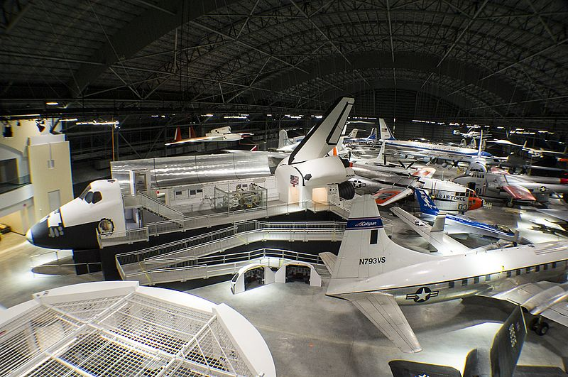 File:National Museum of the U.S. Air Force-Fourth Building Interior 01.jpg