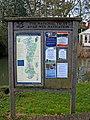 National Trust River Wey Navigation information board - geograph.org.uk - 1777868.jpg