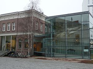 Natural History Museum Rotterdam - The Natuurhistorisch Museum in 2010