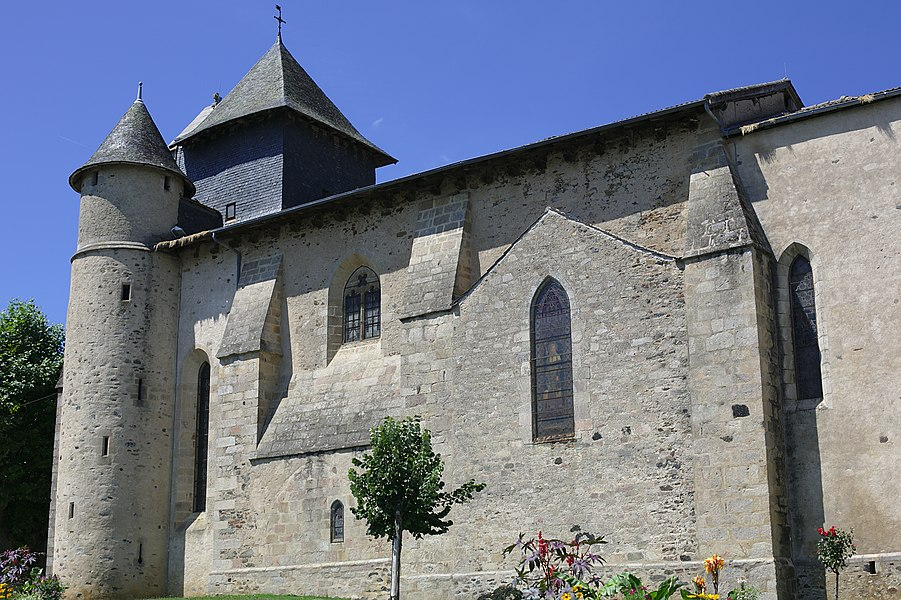 Église Saint-Pierre de Naves