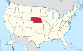 Nebraska in United States.svg