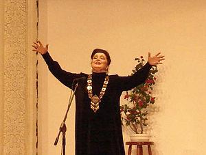Nedashkovskaya, Raisa (1943-)