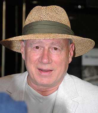 Monty Python - Long-time collaborator Neil Innes at the premiere of The Seventh Python in 2009