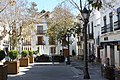 """Nerja, the square """"Plaza de la Cavana"""".jpg"""