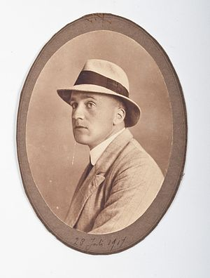 Nescio - Grönloh in 1917