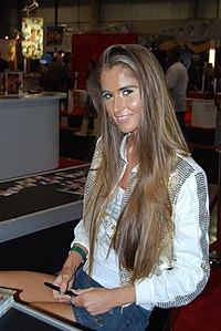 Nessa Devil at AVN Adult Entertainment Expo 2008 (1).jpg