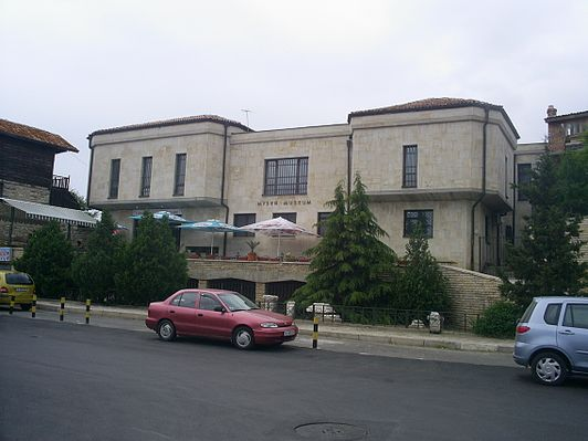 Nesebar Archaeological Museum
