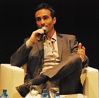 Néstor Carbonell - Carbonell promoting Lost in 2010