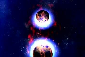 neutron star collision nasa - photo #9