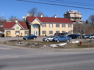 Neuville, Quebec City in Quebec, Canada