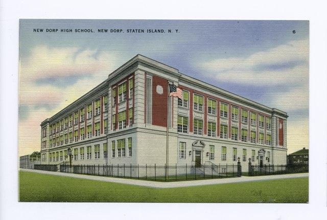 New Dorp High School Staten Island